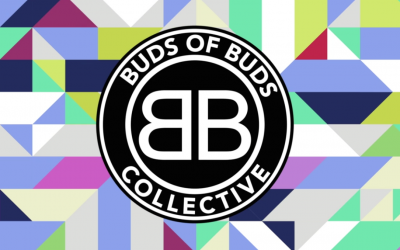 Buds of Buds Stephen Ave Interactive Art Murals