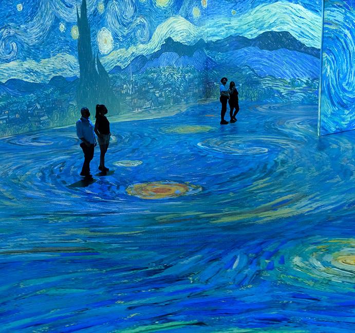 Beyond Van Gogh Calgary Worth It?